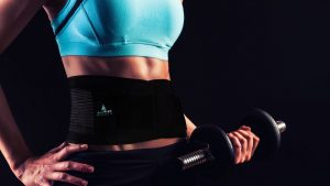 lower back pain support brace crossfit