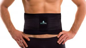 lower back pain support brace for men