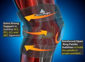 patella support knee stabilizer