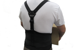 lower back pain support brace weightlifting